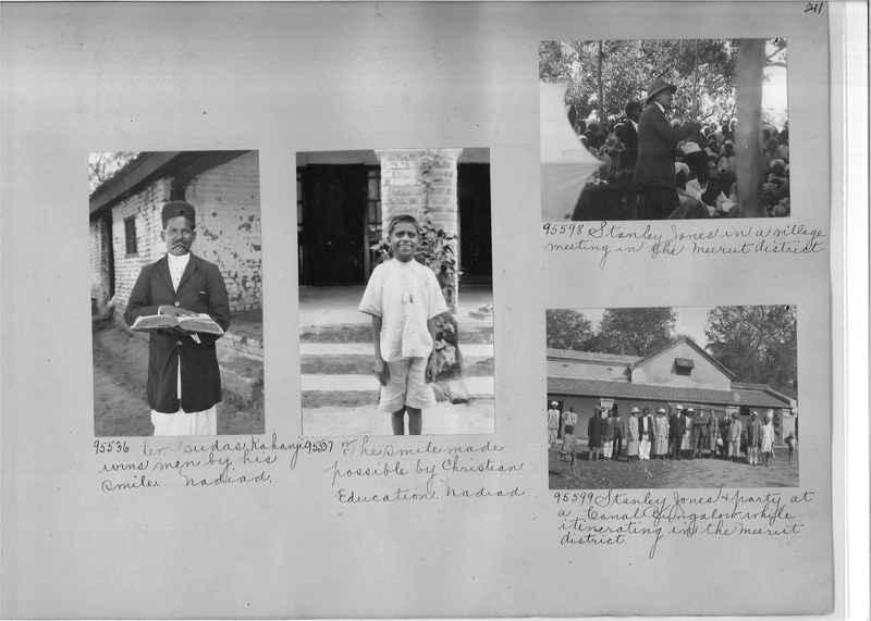 Mission Photograph Album - India #10 Page 0211