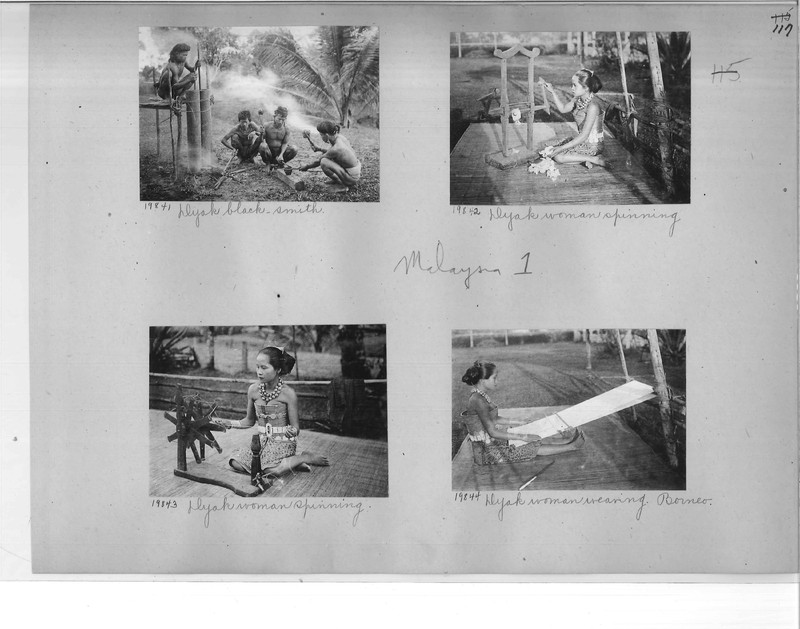 Mission Photograph Album - Malaysia #1 page 0117