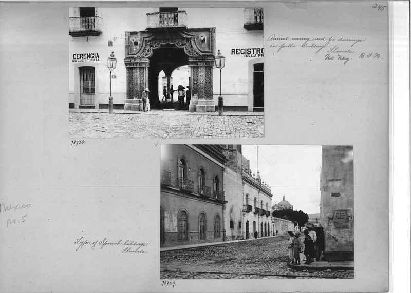 Mission Photograph Album - Mexico #05 page 0245