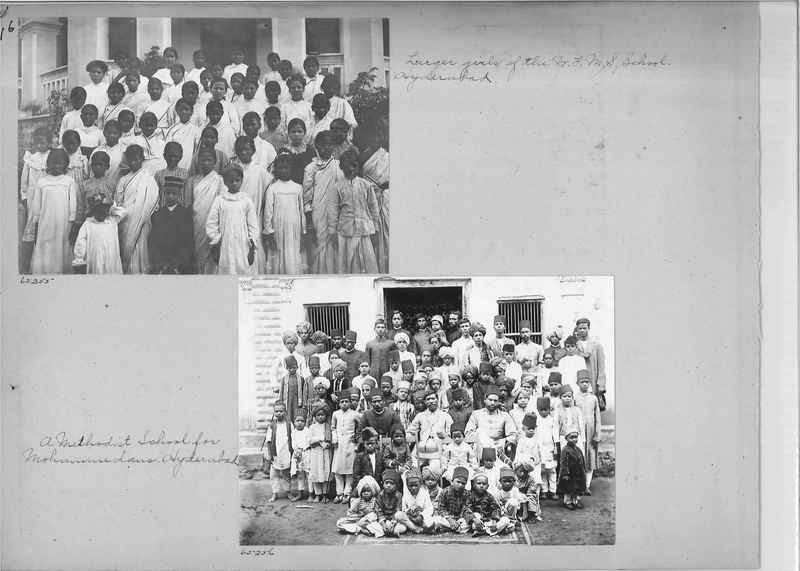 Mission Photograph Album - India #08 Page 0116