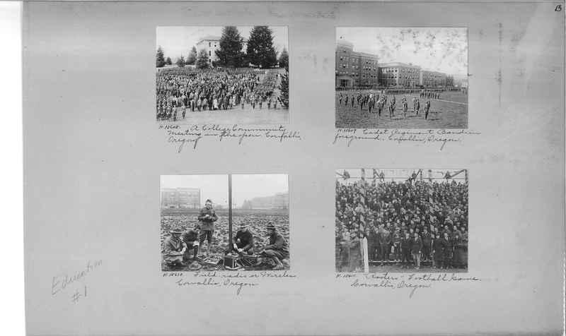 Mission Photograph Album - Education #1 page 0013