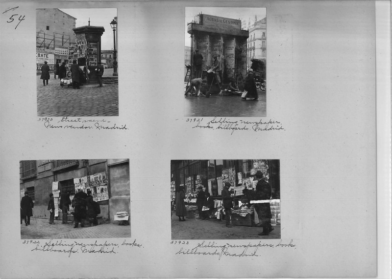 Mission Photograph Album - Europe #02 Page 0054