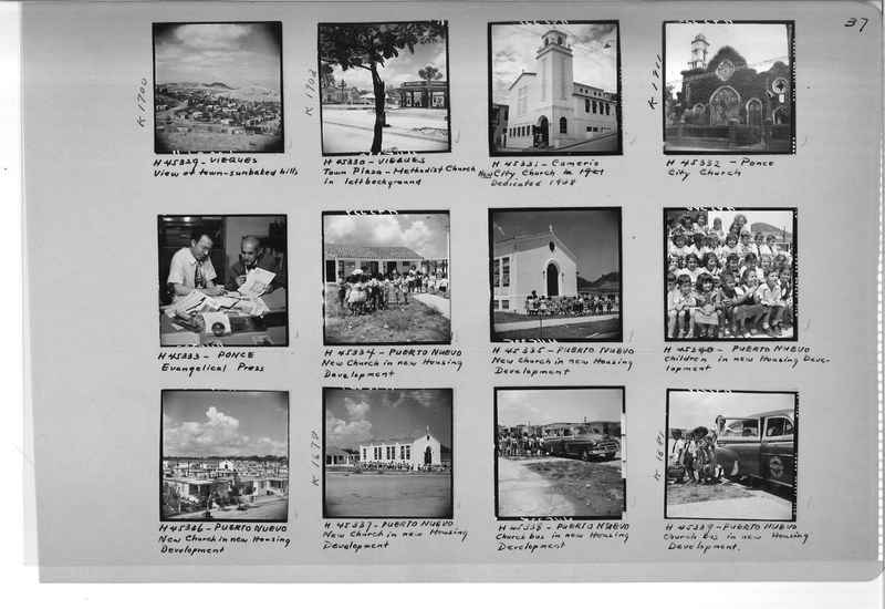 Mission Photogragh Album - Puerto Rico #4 page 0037