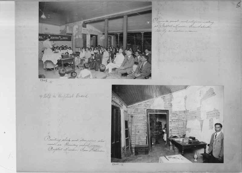 Mission Photograph Album - Panama #04 page 0005