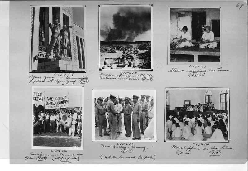 Mission Photograph Album - Korea #6 page 0069