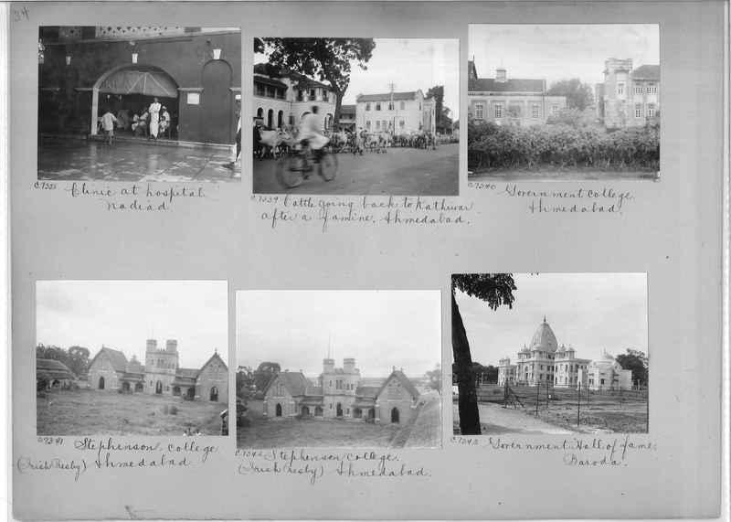 Mission Photograph Album - India #13 Page 0034