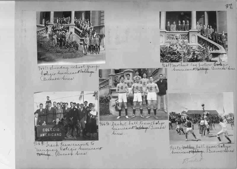 Misson Photograph Album - South America #8 page 0037