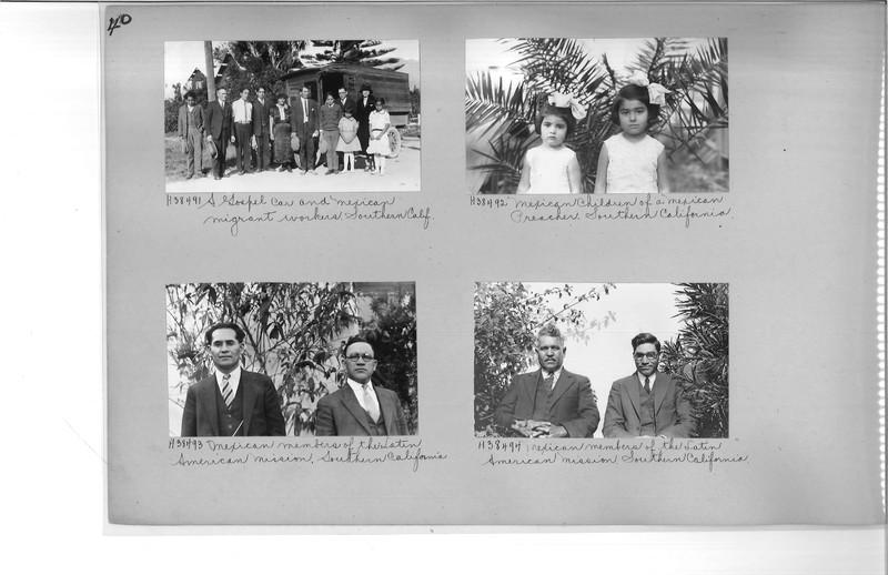 Mission Photograph Album - Latin America #2 page 0040