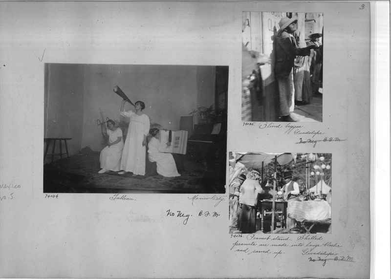 Mission Photograph Album - Mexico #05 page 0003
