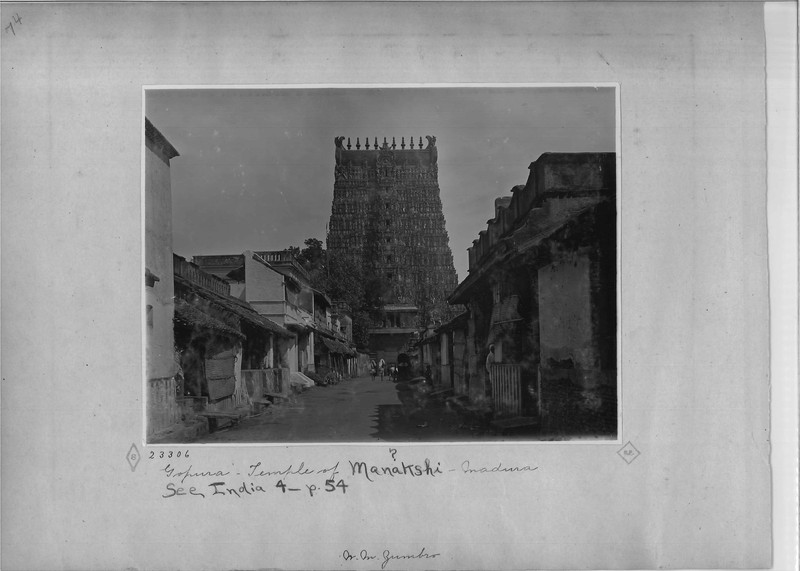 Mission Photograph Album - India - O.P. #02 Page 0074
