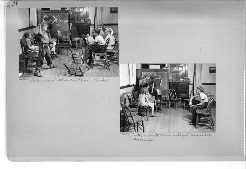 Mission Photograph Album - Religious Education #2 page 0034