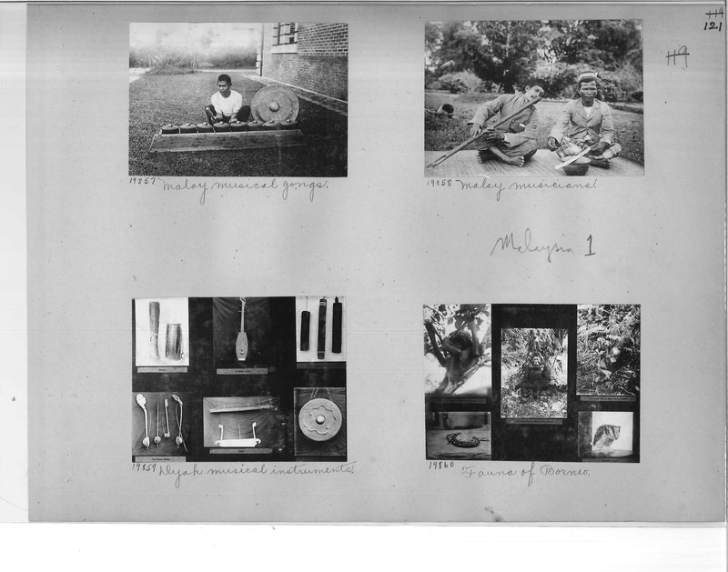 Mission Photograph Album - Malaysia #1 page 0121