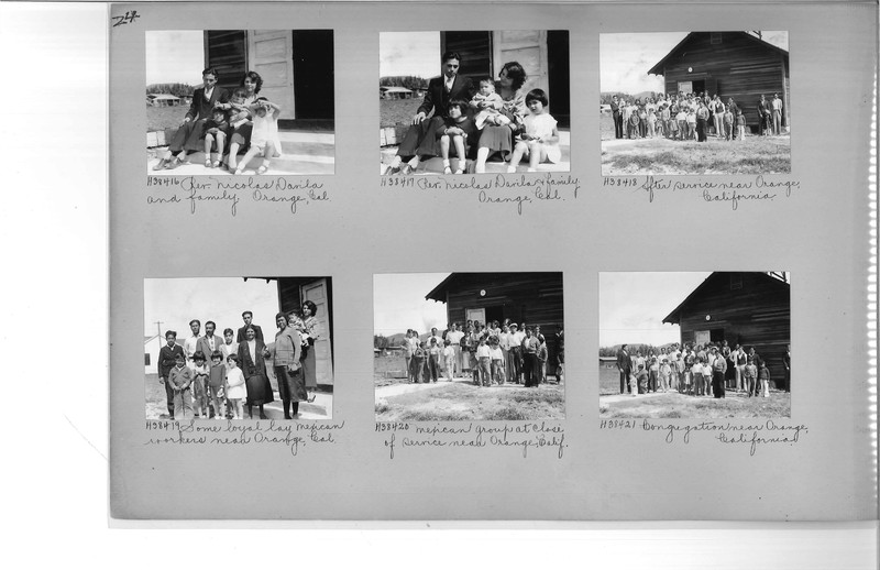 Mission Photograph Album - Latin America #2 page 0024