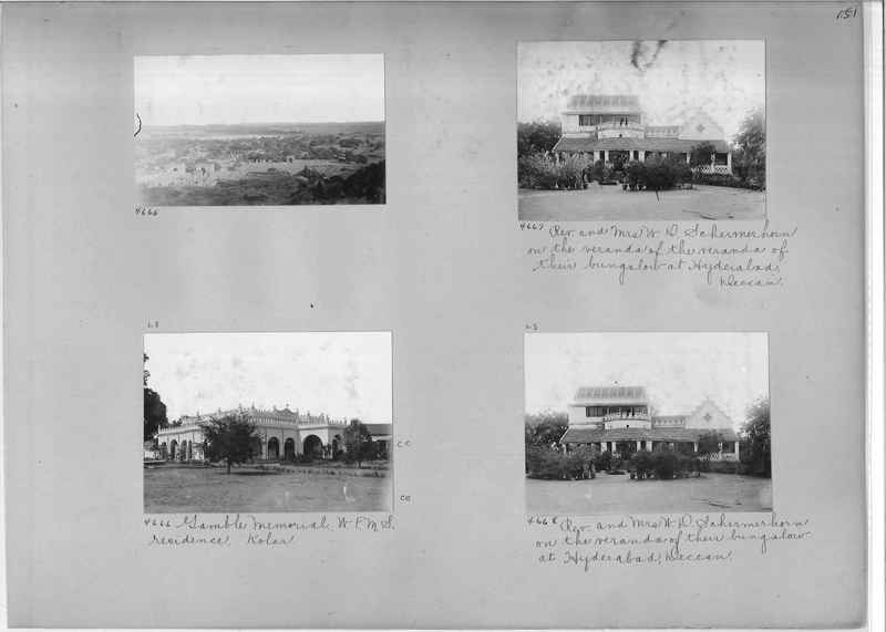 Mission Photograph Album - India #01 page 0151