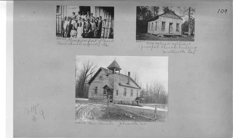 Mission Photograph Album - Negro #4 page 0109