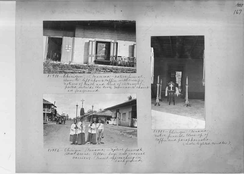 Mission Photograph Album - Panama #04 page 0167