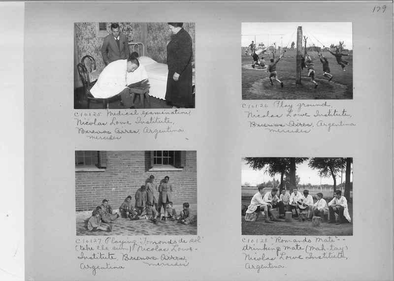 Misson Photograph Album - South America #8 page 0179