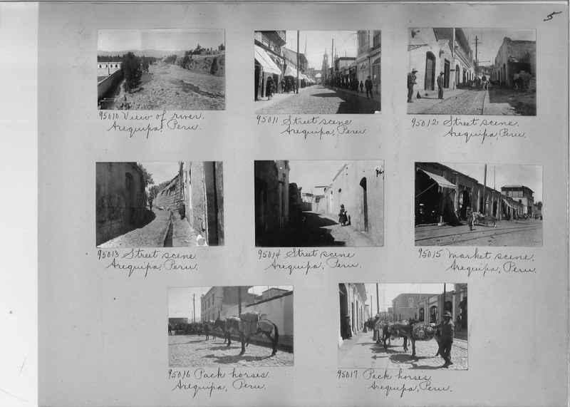Misson Photograph Album - South America #8 page 0005