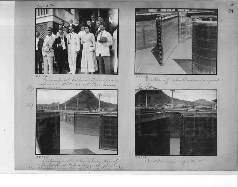 Mission Photograph Album - Panama #1 page  0079