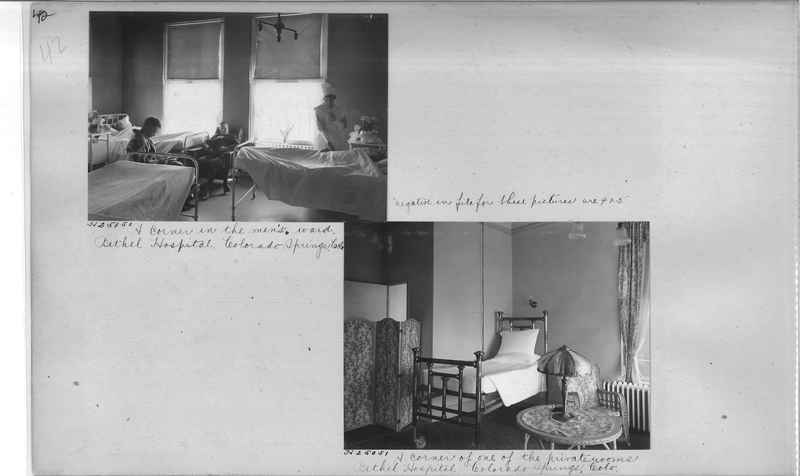 Mission Photograph Album - Hospitals and Homes #2 page 0042