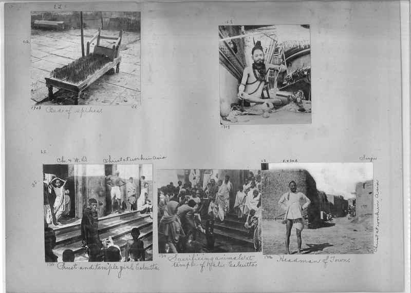 Mission Photograph Album - India #01 page 0112