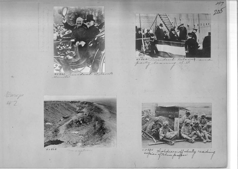 Mission Photograph Album - Europe #02 Page 0205