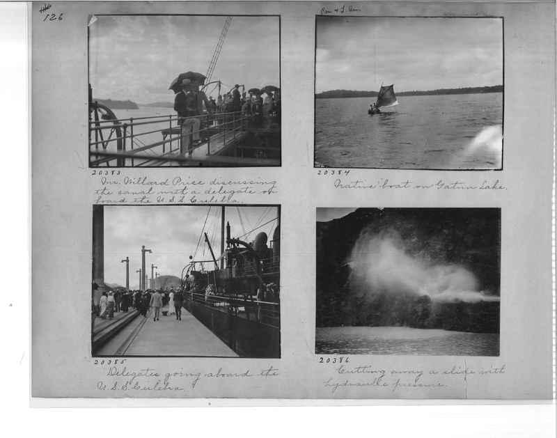 Mission Photograph Album - Panama #1 page  0126