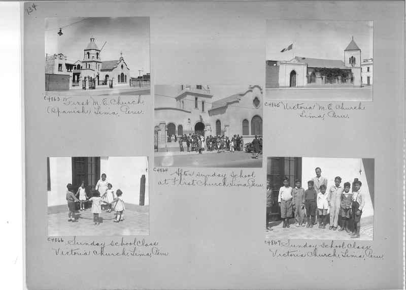 Misson Photograph Album - South America #8 page 0134