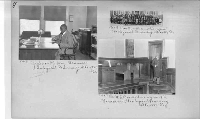 Mission Photograph Album - Negro #5 page 0152