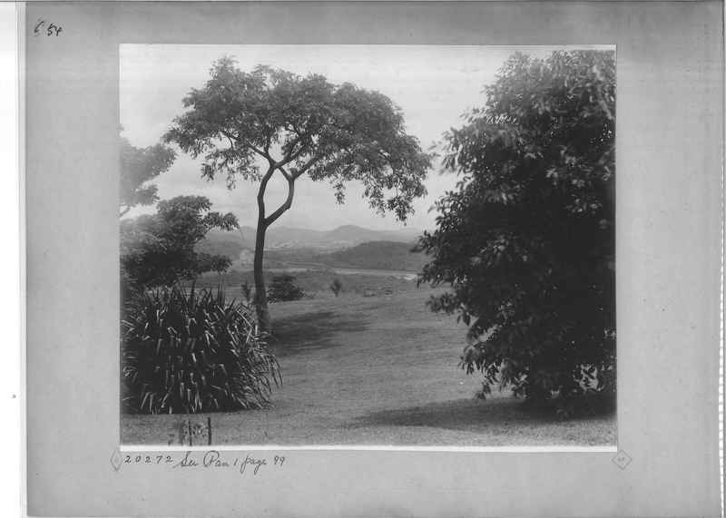 Mission Photograph Album - Panama OP #01 0054