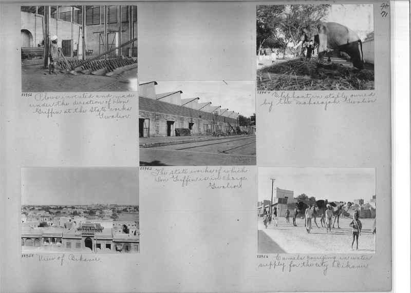 Mission Photograph Album - India #10 Page 0071