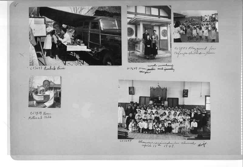 Mission Photograph Album - Korea #6 page 0012