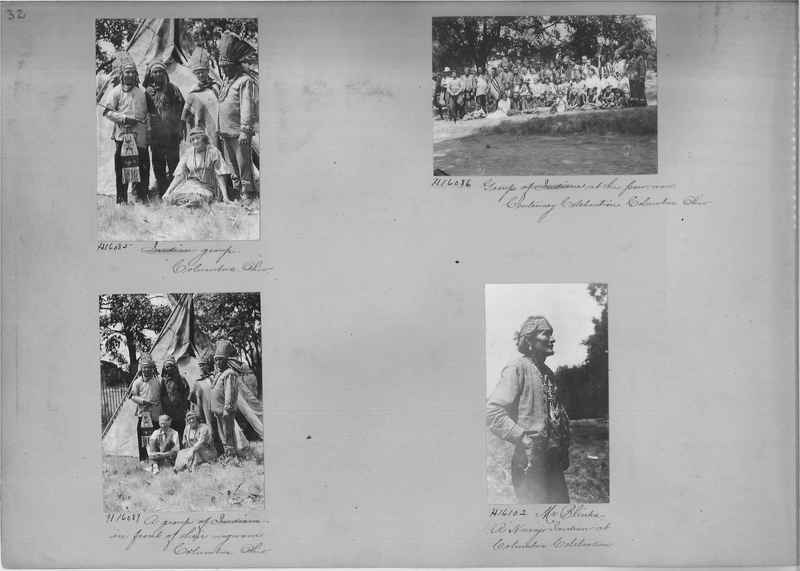 Mission Photograph Album - Indians #2 page_0032