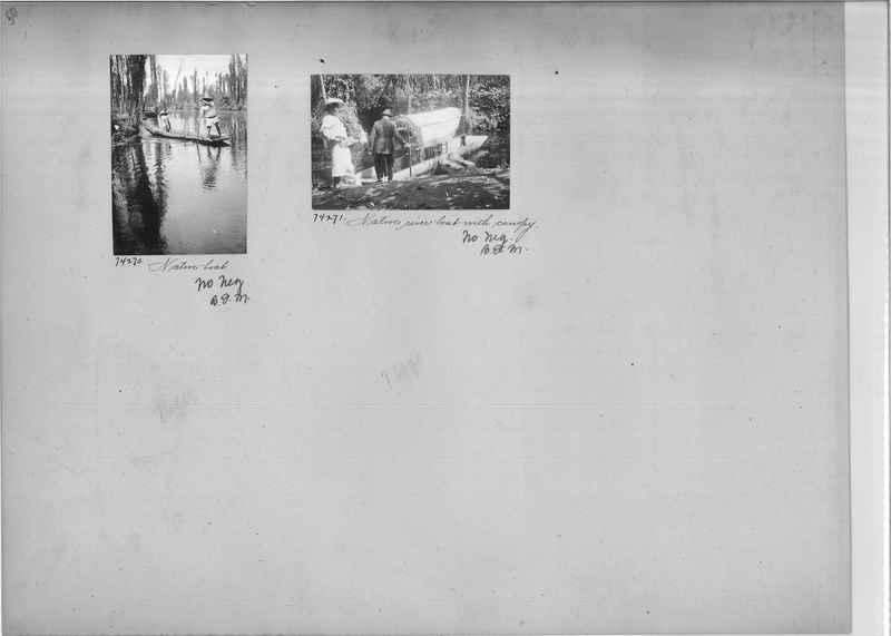 Mission Photograph Album - Mexico #05 page 0050