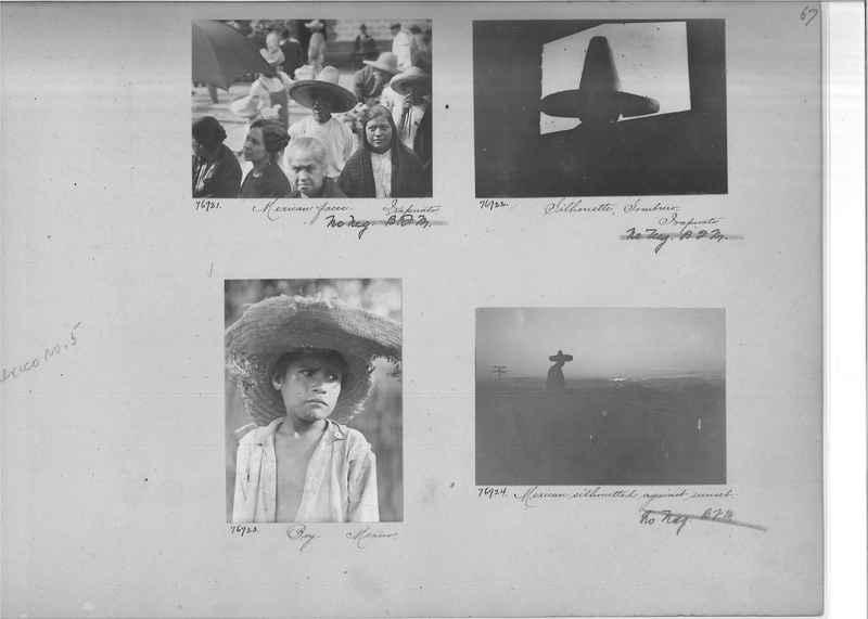 Mission Photograph Album - Mexico #05 page 0067
