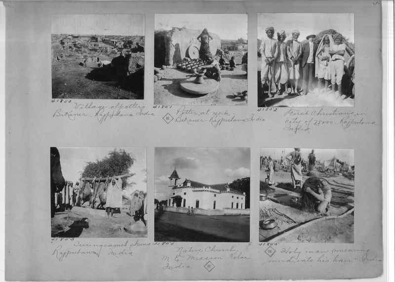 Mission Photograph Album - India #06 Page_0005