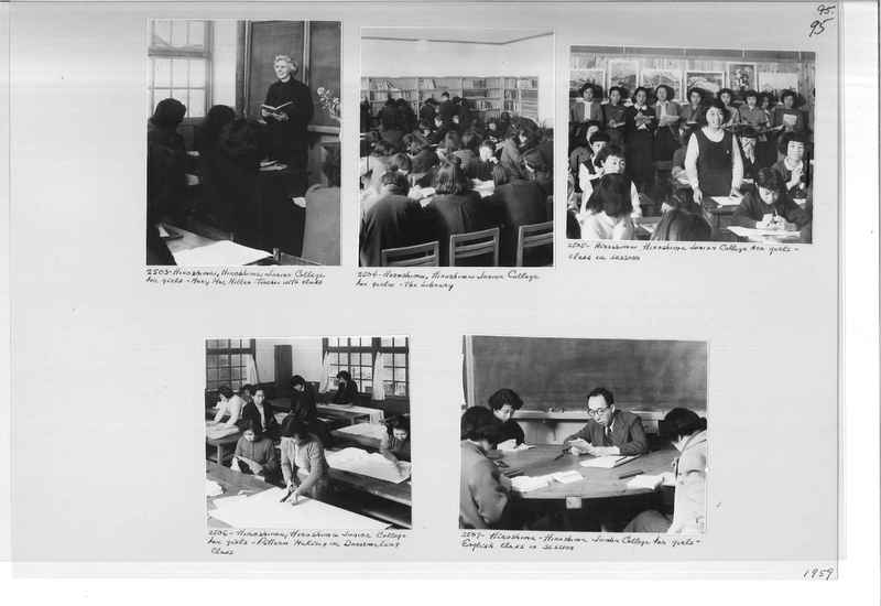 Mission Photograph Album - Japan #07 Page 0095