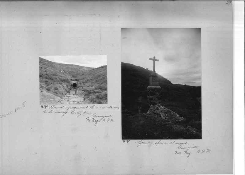 Mission Photograph Album - Mexico #05 page 0059