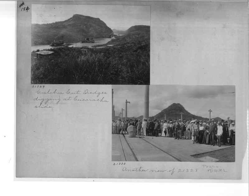 Mission Photograph Album - Panama #1 page  0184