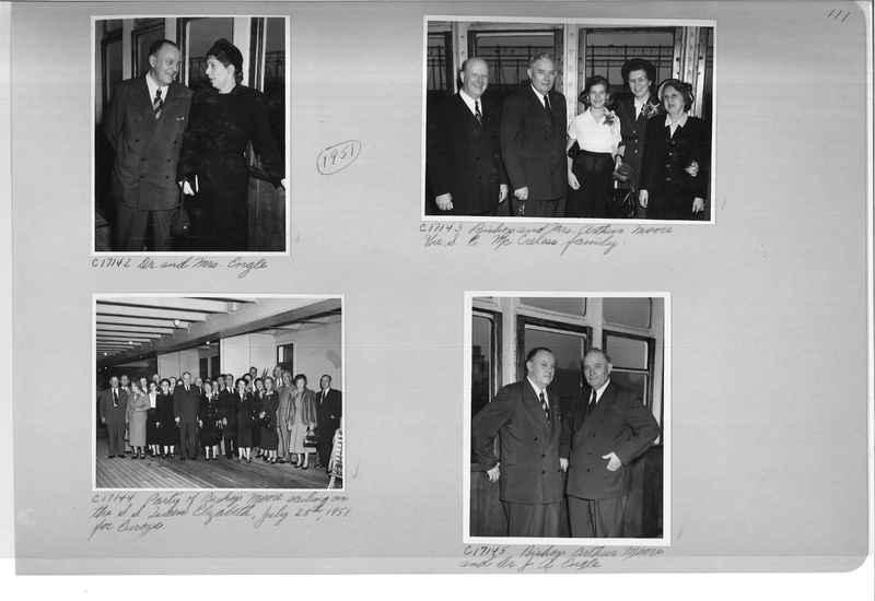Mission Photograph Album - Portraits #07 Page 0111