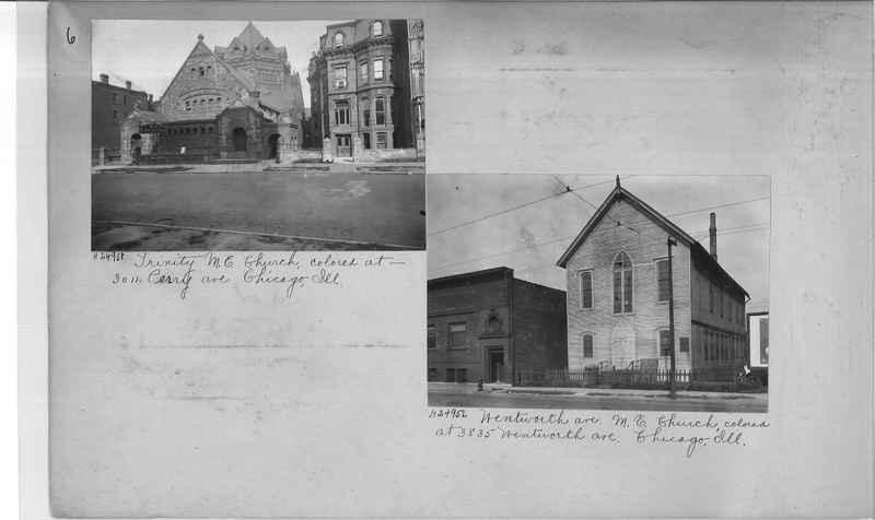 Mission Photograph Album - Negro #4 page 0006