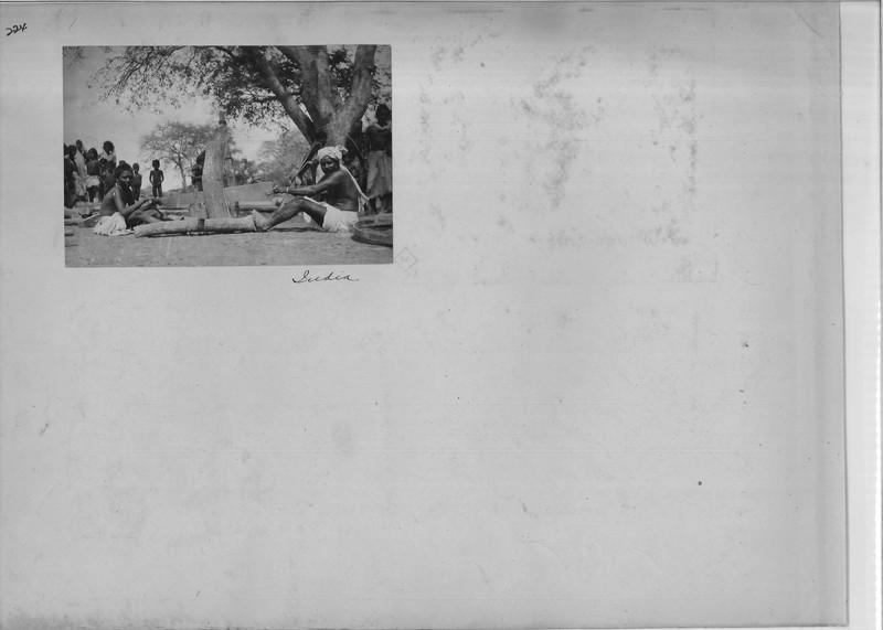 Mission Photograph Album - India - O.P. #02 Page 0224