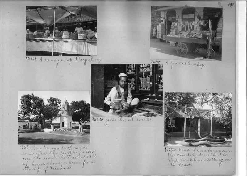 Mission Photograph Album - India #10 Page 0191