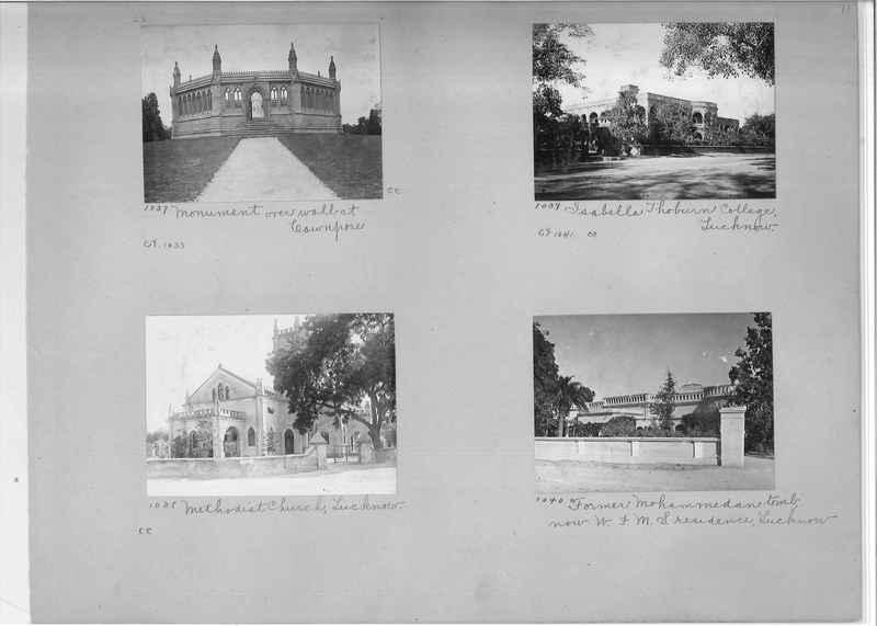 Mission Photograph Album - India #01 page 0011