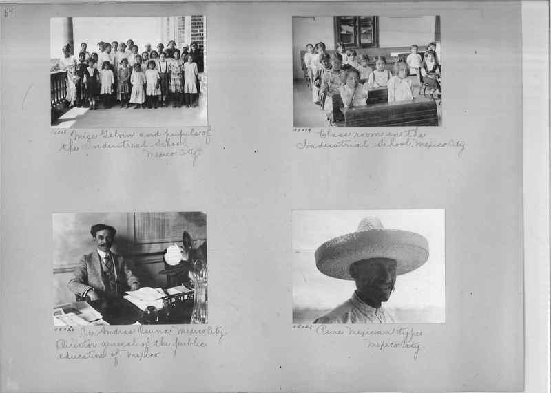 Mission Photograph Album - Mexico #02 Page_0054