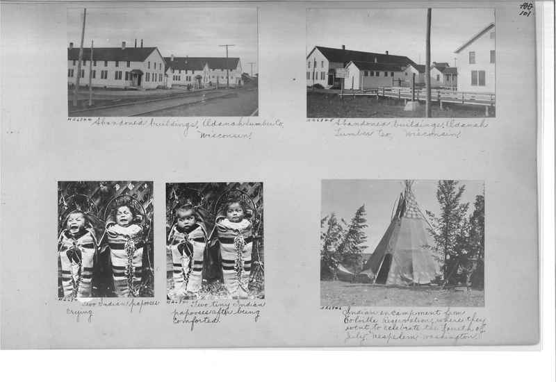 Mission Photograph Album - Indians #2 page_0101