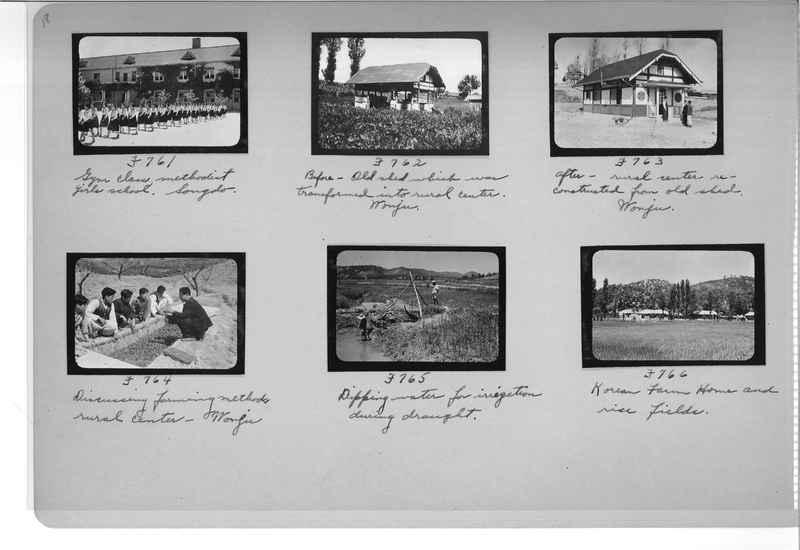 Mission Photograph Album - Korea #6 page 0018