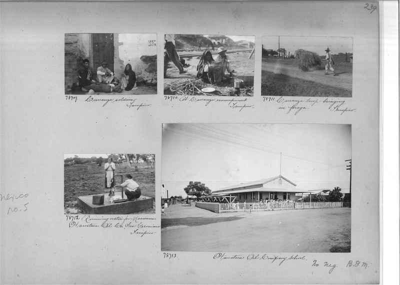 Mission Photograph Album - Mexico #05 page 0139