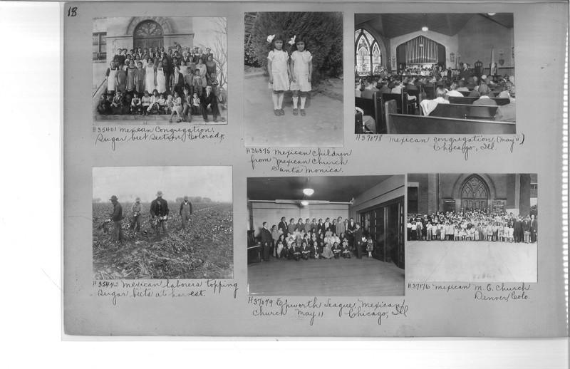 Mission Photograph Album - Latin America #2 page 0018