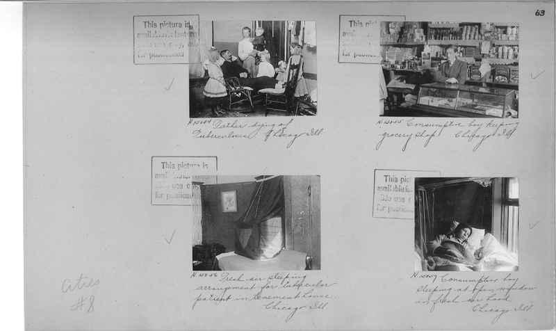 Mission Photograph Album - Cities #8 page 0063